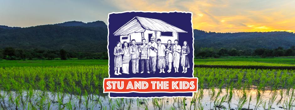 Stu and the Kids