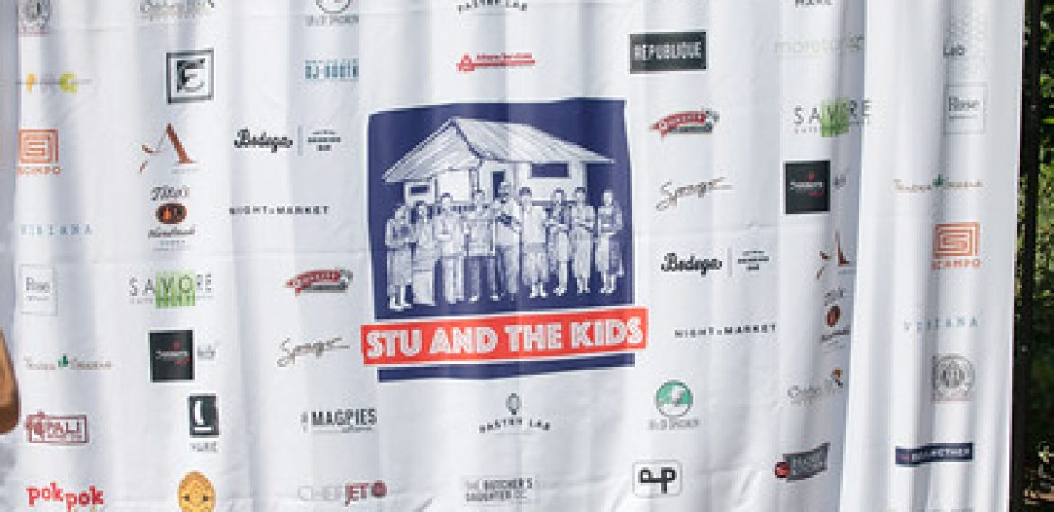 Stu and The Kids 2017 Fundraiser – Los Angeles